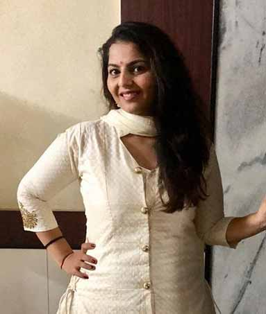 Ruchi lost 5kgs before her wedding